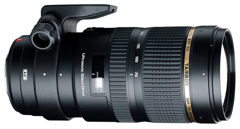 Tamron SP 70-200mm f/2.8 Di VC USD (Nikon) Lens