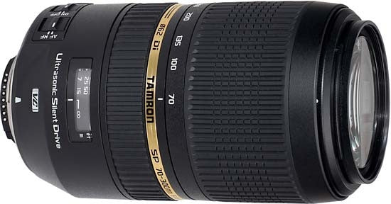 Tamron SP 70-300mm f/4-5.6 Di VC USD (Sony) Lens