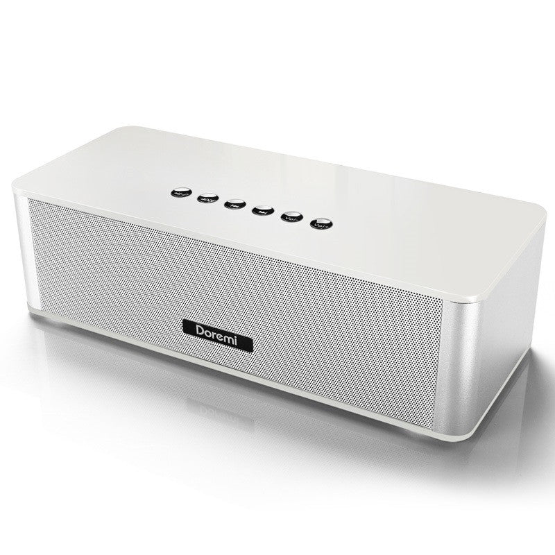 Generic Bluetooth Speaker Mini Subwoofer (White)