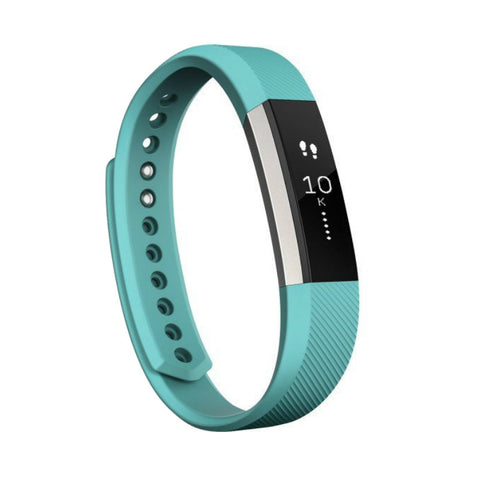 Fitbit Alta Classic Fitness Tracker Large (Teal)