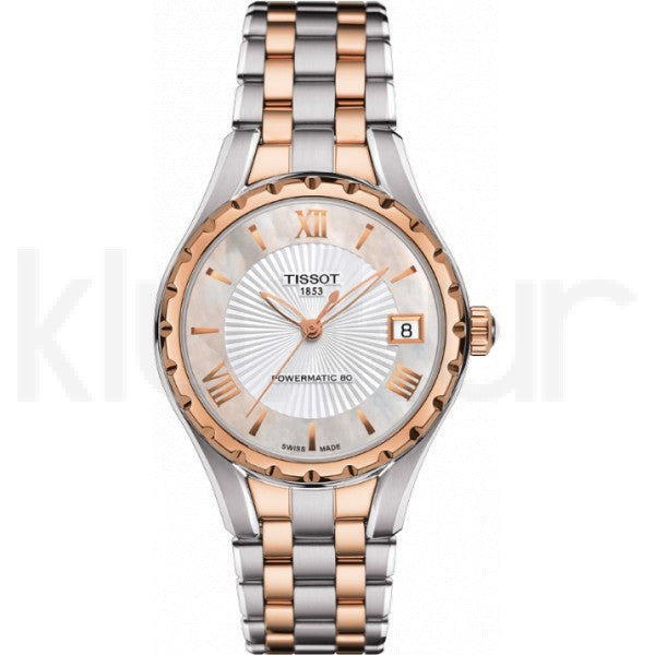 Tissot Lady 80 T0722072211801 Watch (New with Tags)