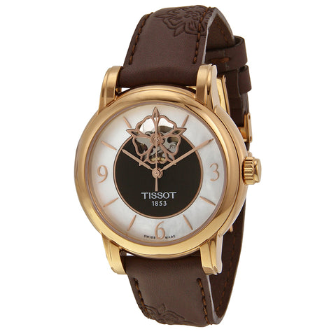 Tissot Lady Heart Powermatic 80 T0502073711704 Watch (New with Tags)