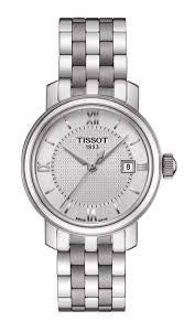 Tissot Bridgeport T0970101103800 Watch (New with Tags)