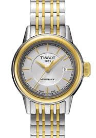 Tissot Carson T0852072201100 Watch (New with Tags)
