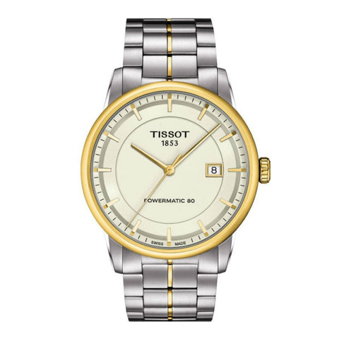 Tissot Luxury Automatic Gent T0864072226100 Watch (New with Tags)
