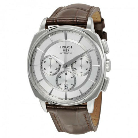 Tissot T-Lord Chronograph Valjoux T0595271603100 Watch ( New with Tags)