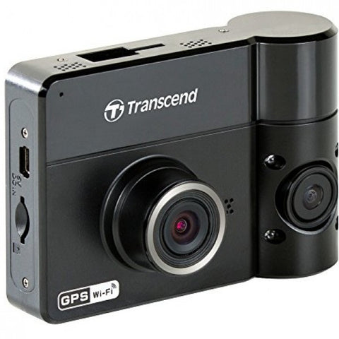 Transcend DrivePro 520 Car Video Camera and Camcorder with Suction Mount