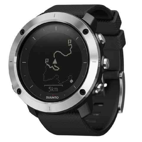 Suunto Traverse SS021843000 GPS Watch (Black)