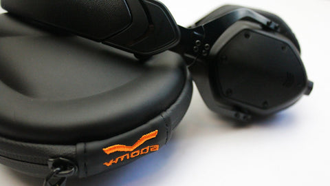 V-Moda Crossfade XS On-Ear Headphone Black