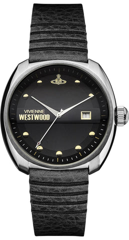Vivienne Westwood Bermondsey VV080BKBK Watch (New with Tags)