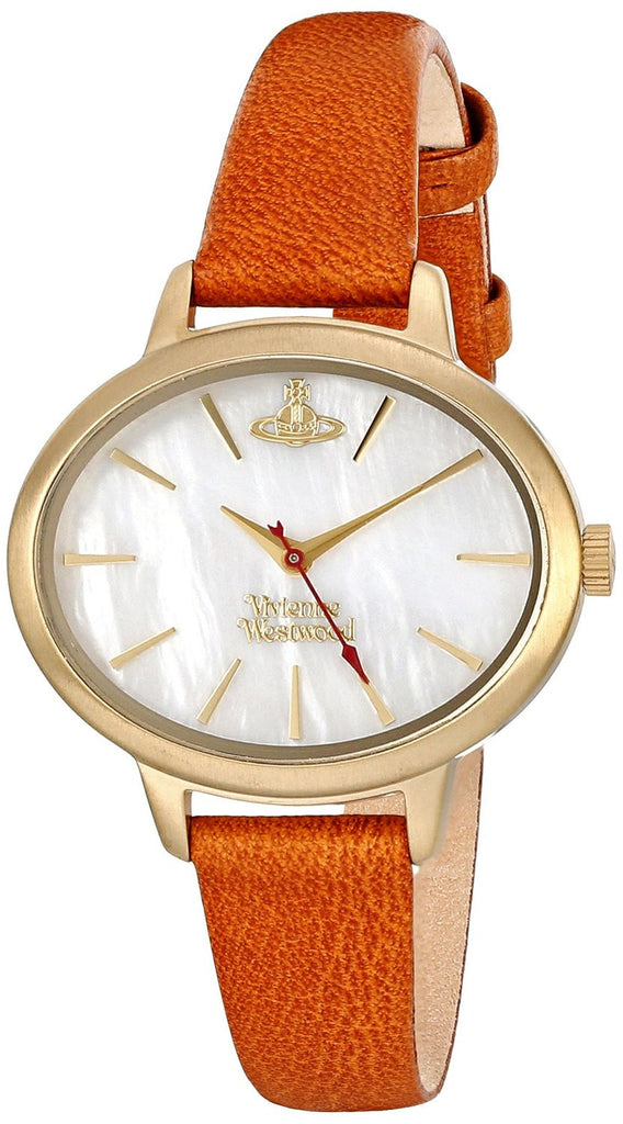 Vivienne Westwood Brondesbury Quartz VV102GDTN Watch (New with Tags)