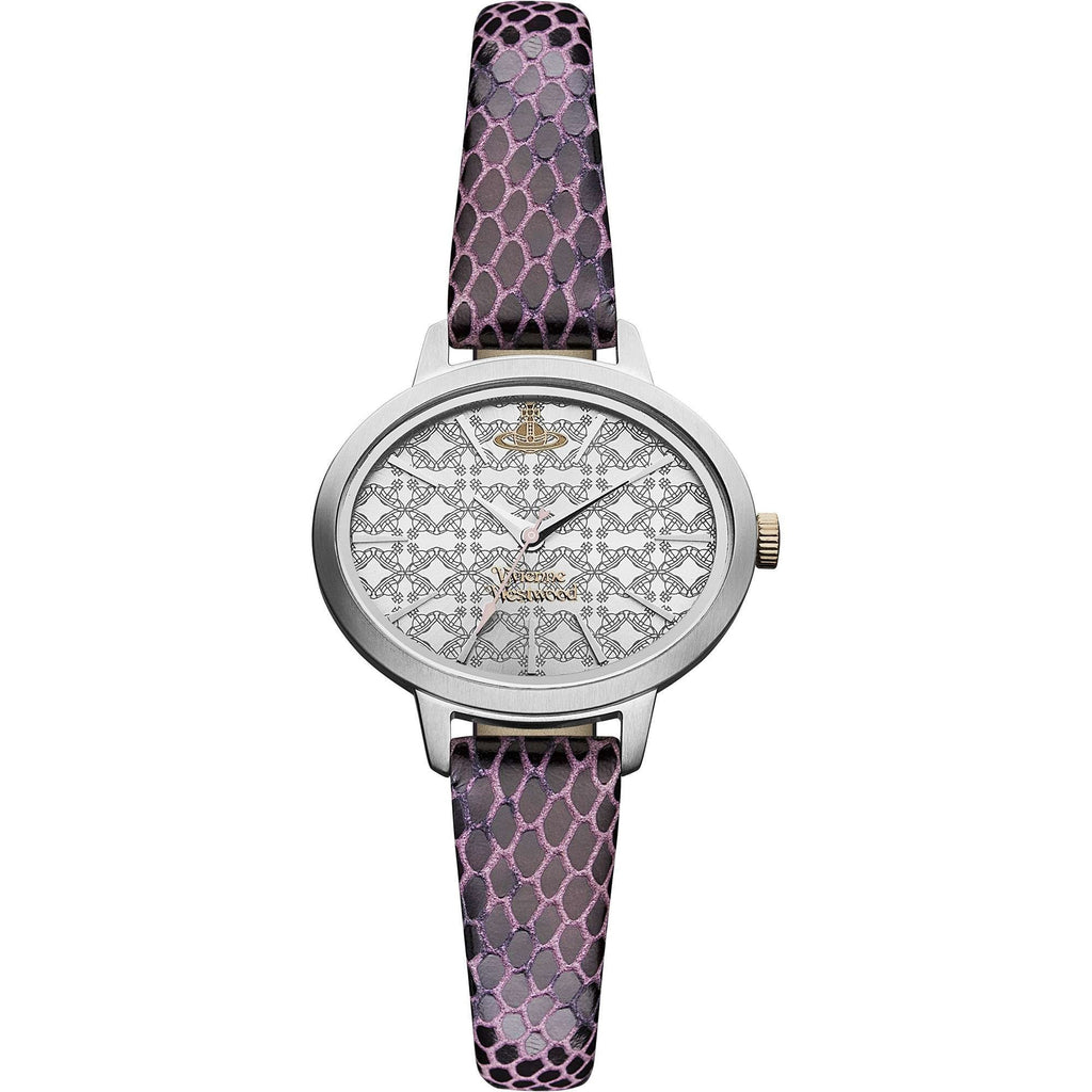 Vivienne Westwood Brondesbury Quartz VV102SLPP Watch (New with Tags)