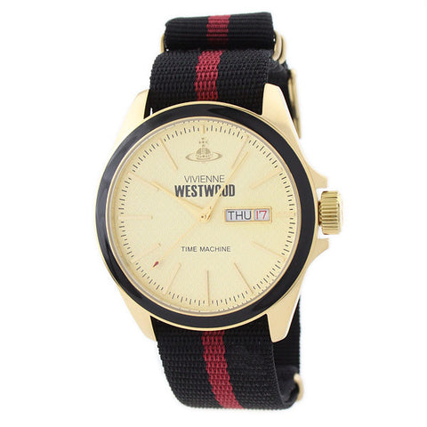 Vivienne Westwood Camden Lock II VV068GDBK Watch (New with Tags)