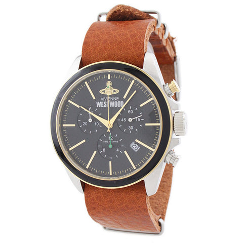Vivienne Westwood Camden Lock II VV069BKBR Watch (New with Tags)