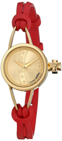 Vivienne Westwood Chancery VV081GDRD Watch (New with Tags)