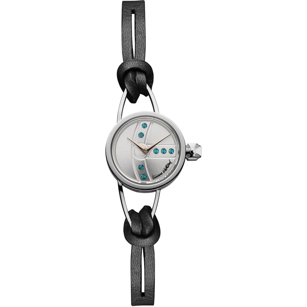 Vivienne Westwood Chancery VV081SLBK Watch (New with Tags)