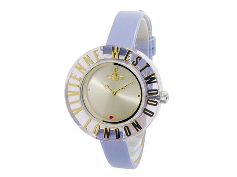 Vivienne Westwood Clarity VV032PP Watch (New with Tags)