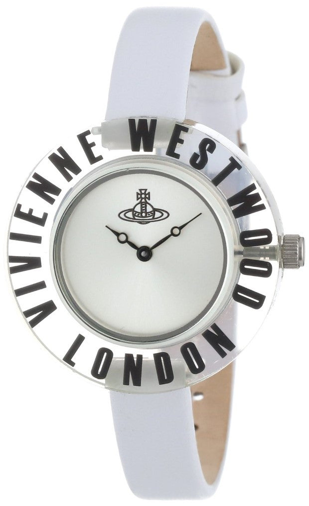 Vivienne Westwood Clarity VV032WH Watch (New with Tags)
