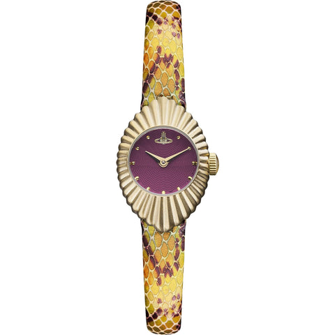 Vivienne Westwood Concertina VV096RDPP Watch (New with Tags)