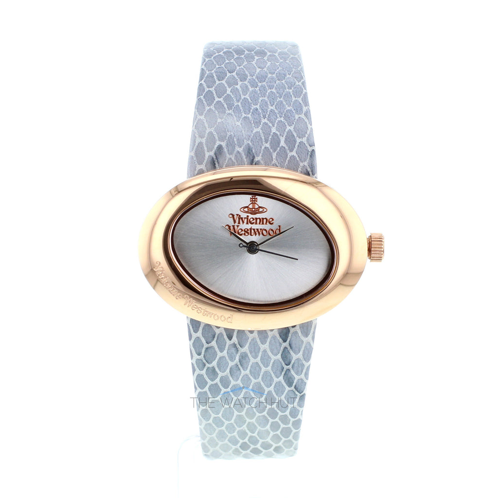 Vivienne Westwood Ellipse II VV014SLGY Watch (New with Tags)
