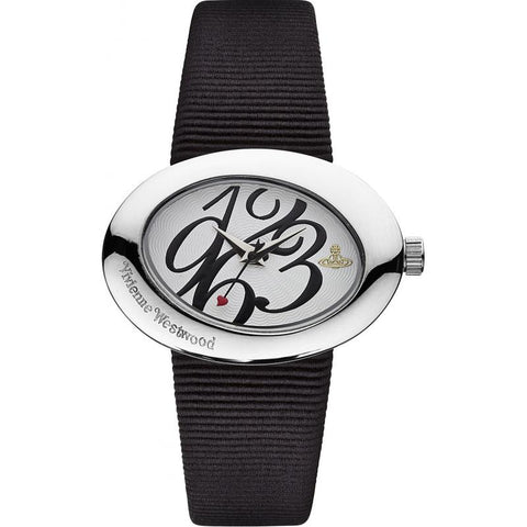 Vivienne Westwood Ellipse VV014WHBK Watch (New with Tags)