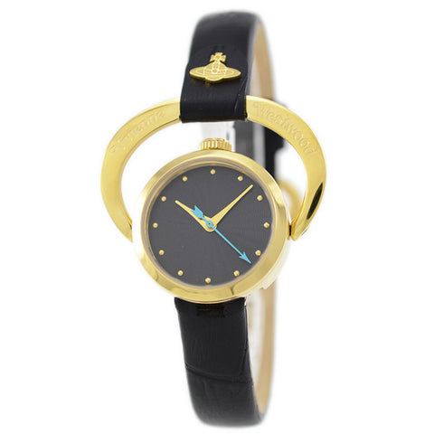 Vivienne Westwood Horseshoe VV082BKBK Watch (New with Tags)