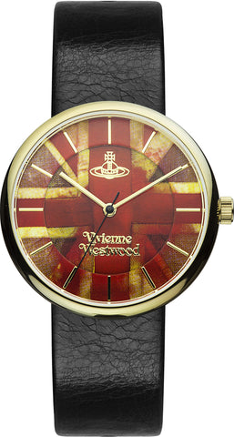 Vivienne Westwood Imperialist VV021UJBK Watch (New with Tags)