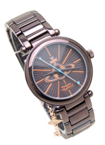 Vivienne Westwood Kensington VV006KBR Watch (New with Tags)
