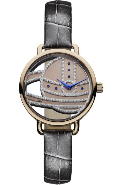 Vivienne Westwood Ladbroke II VV076RSGY Watch (New with Tags)
