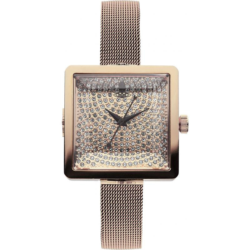 Vivienne Westwood Lady Cube VV053RSRS Watch (New with Tags)