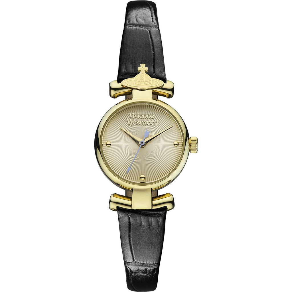 Vivienne Westwood Maida VV090GDBK Watch (New with Tags)