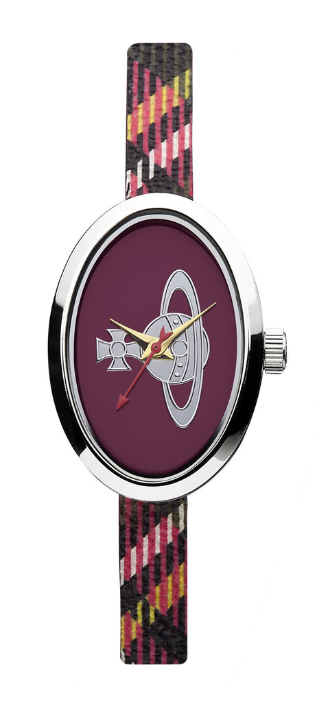 Vivienne Westwood Medallion VV056PKBRNC Watch (New with Tags)