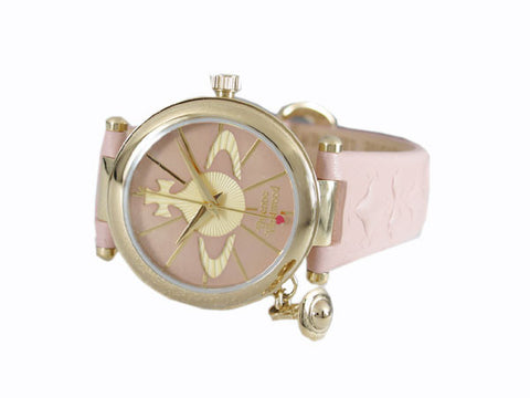 Vivienne Westwood Orb VV006PKPK Watch (New with Tags)
