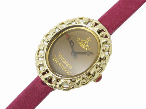 Vivienne Westwood Rococo II VV005SMBY Watch (New with Tags)