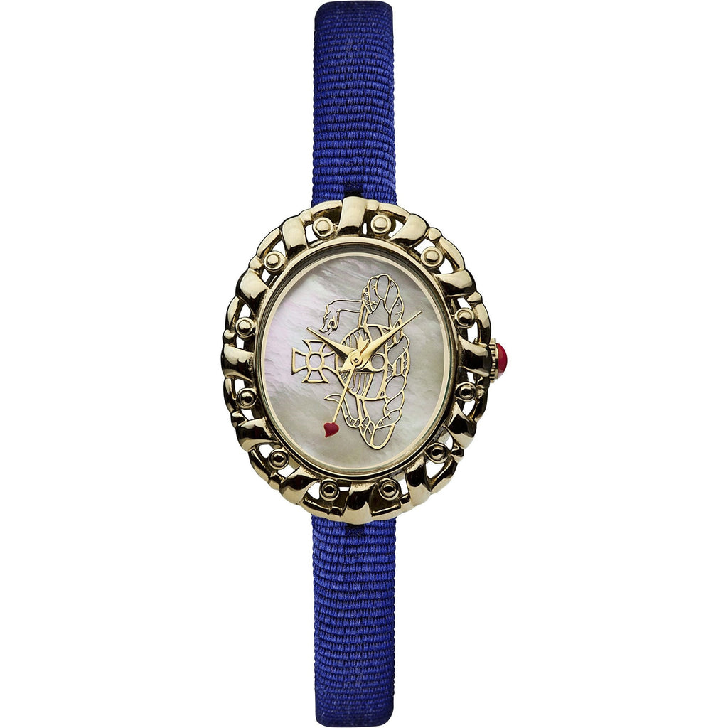 Vivienne Westwood Rococo VV005CMBL Watch (New with Tags)