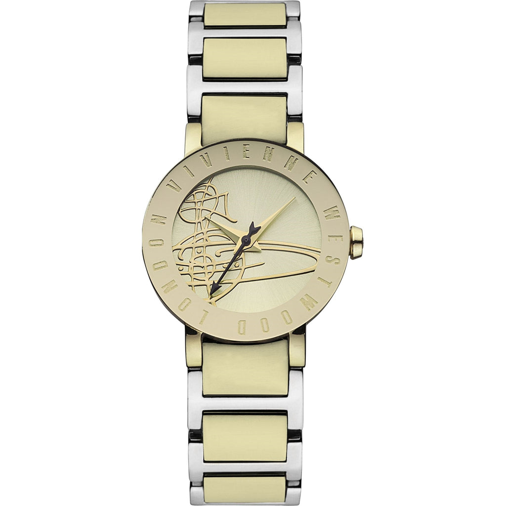 Vivienne Westwood Sudbury VV089GDTT Watch (New with Tags)