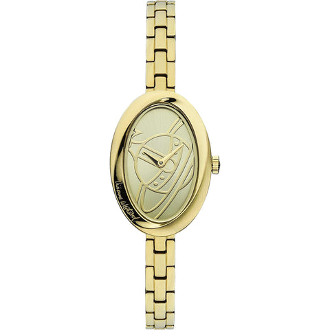 Vivienne Westwood The Twist VV098GD Watch (New with Tags)