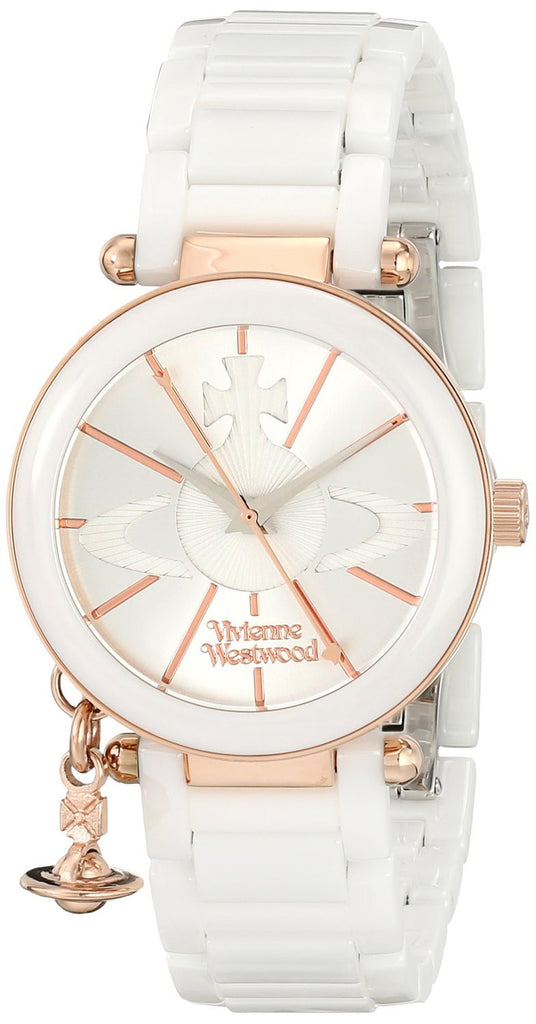 Vivienne Westwood Time Machine Kensington VV067RSWH Watch (New with Tags)