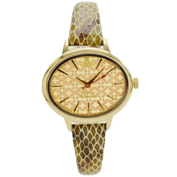 Vivienne Westwood Brondesbury VV102GDGD Watch (New with Tags)