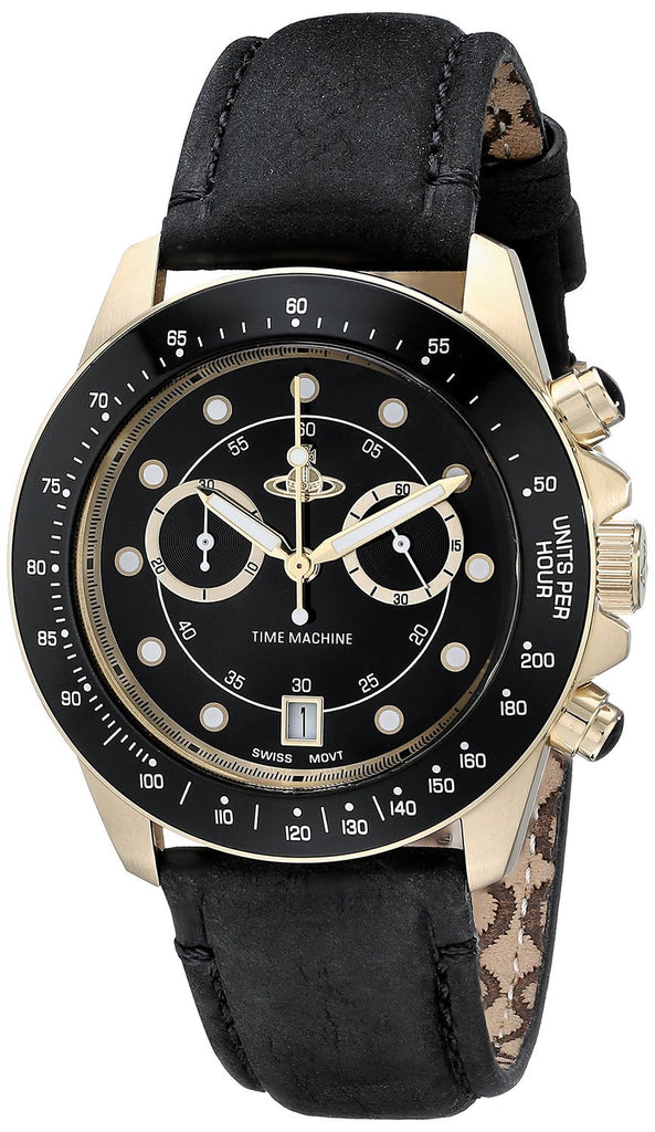 Vivienne Westwood Barbican VV118BKBK Watch (New with Tags)