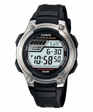 Casio Standard Digital W-212H-1AVDF Watch (New with Tags)