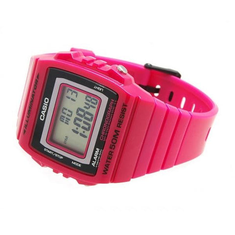 Casio Standard Digital W-215H-4A Watch (New with Tags)