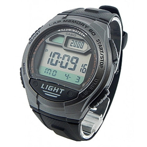 Casio W-734-1AV Watch (New with Tags)