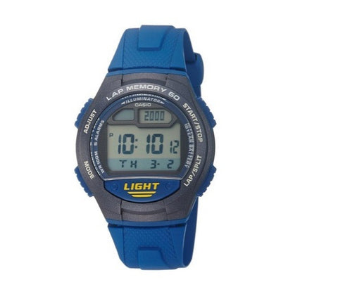 Casio Standard 10-Year Battery Digital W-734-2AV Watch (New with Tags)