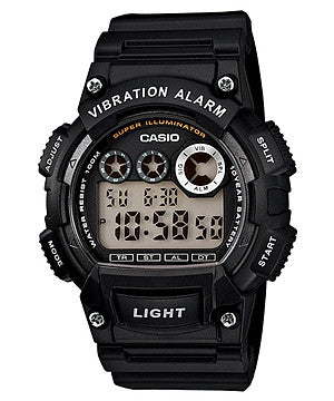 Casio Standard Digital W-735H-1AVDF Watch (New with Tags)