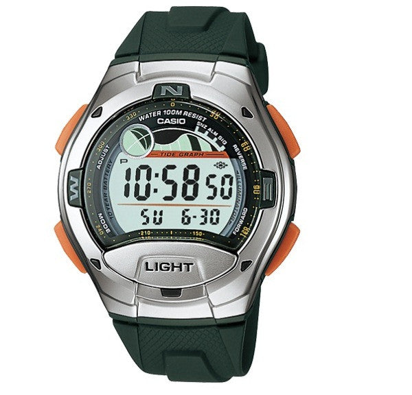 Casio Standard 10-Year Battery Digital W-753-3AVDF Watch (New with Tags)