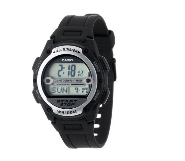 Casio Sports Digital W-756-1AVDF Watch (New with Tags)