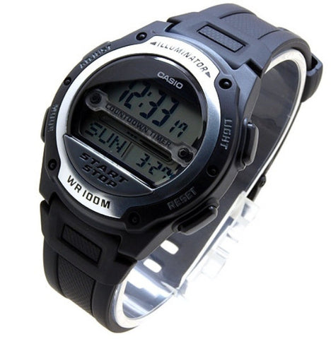 Casio Sports Digital W-756-1AV Watch (New with Tags)