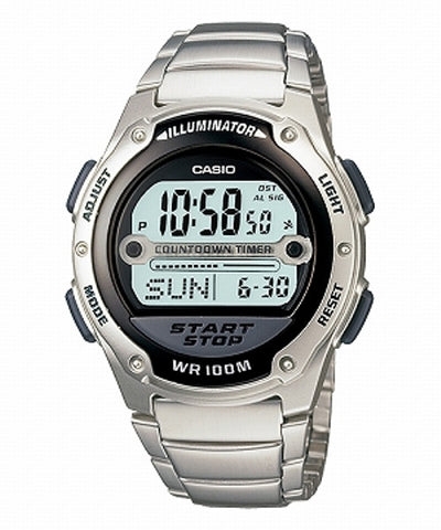 Casio Sports Digital W-756D-1AV Watch (New with Tags)