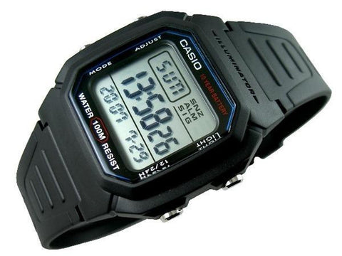 Casio W-800H-1AV Watch (New with Tags)